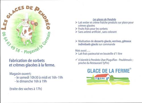 Glace A La Ferme Bois Himont - glace a la ferme service